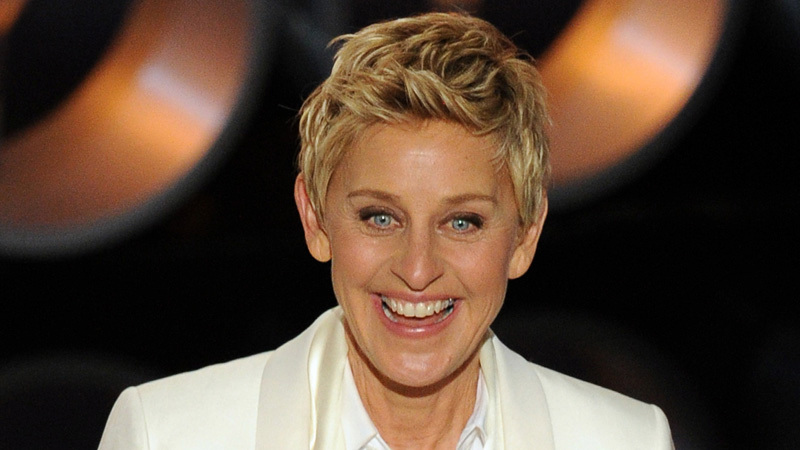Ellen DeGeneres, Photo Credit: Getty