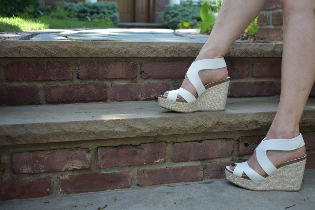 Wedge Sandals Turning Fashion Inside Out
