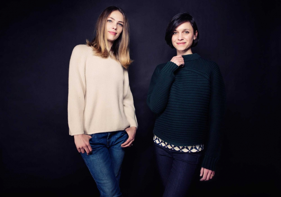 Co-Founders of Jean Stories: Florence Kane and Jane  Bishop