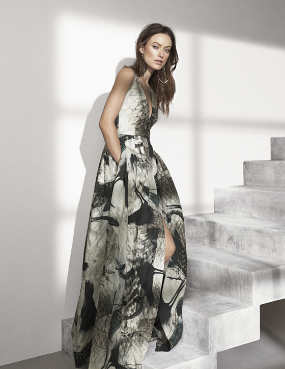 Olivia Wilde Reveals Exclusive Collection with H&M