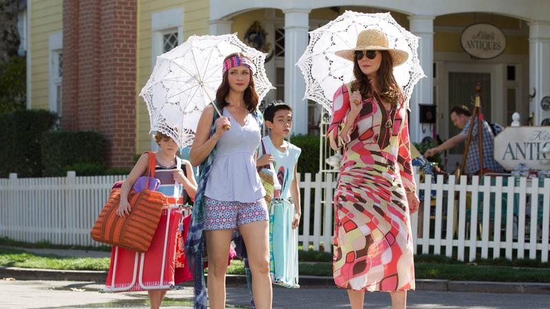 A still from Netflix's 'Gilmore Girls: A Year in the Life' (Saeed Adyani / Netflix)
