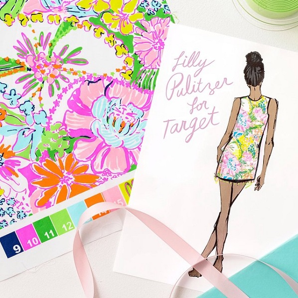 Lilly Pulitzer Targets Spring 2015 Turning Fashion Inside Out