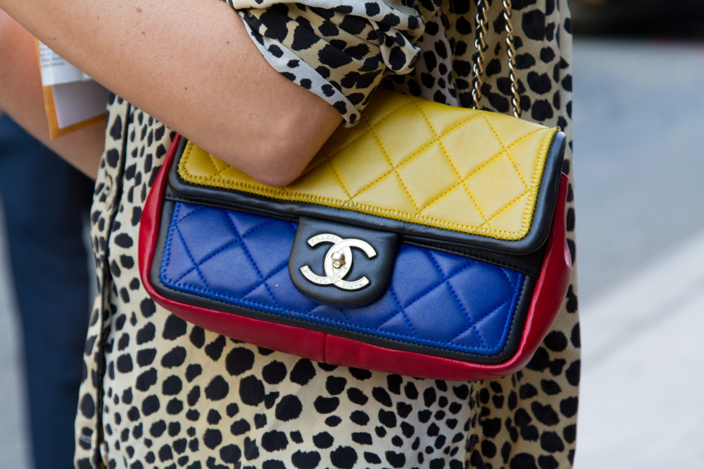 A bad shopping habit: Buying something expensive like a Chanel bag, then buying a bunch of cheaper bags soon after. (Photo: Jenny Norris)